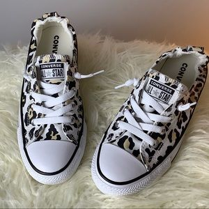 Converse All Star Shoreline Leopard